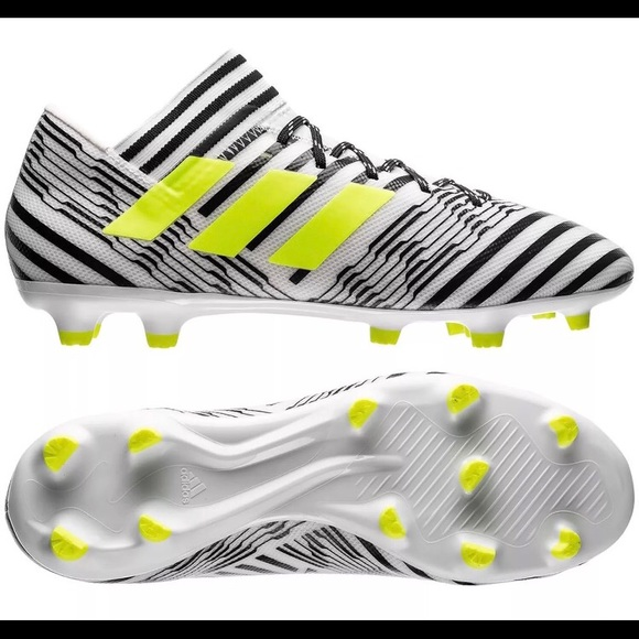 495ac7e597a1 Adidas Nemeziz 17.3 FG Soccer Cleats Mens Size 8.5